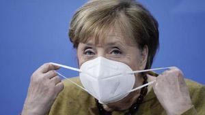 બ્રિટન બાદ હવે જર્મનીમાં સખ્ત લોકડાઉન લાગુ: એન્જેલા મર્કલે કરી જાહેરાત