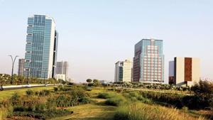 G-Nagar Gift City-ગિફટ