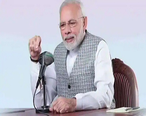 PM MODI - MAN KI BAAT-વેક્સિન