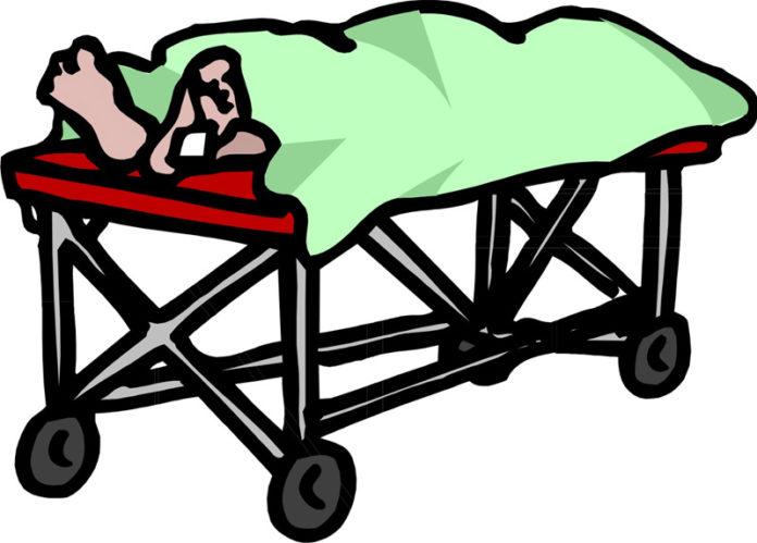 જીવતા દર્દીઓની બાજુમાં લાશોનો ઢગલો લાગ્યો !!!