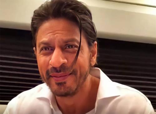શાહરૂખ ખાન ટ્વીટ