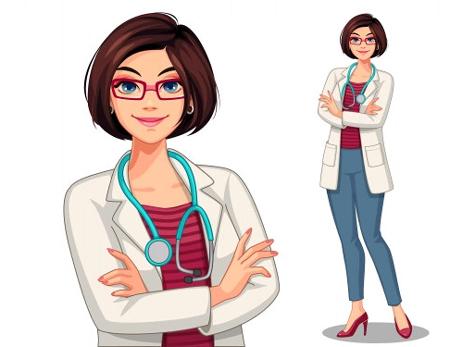 બે ડૉક્ટર દીકરીઓ
