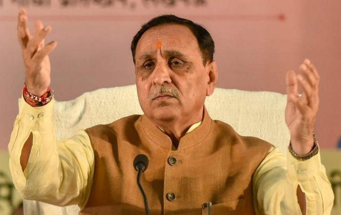 ગુજરાત-મુખ્યમંત્રી વિજય રૂપાણી