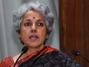WHO Chief Sci Dr Soumya Swaminathan-લોકડાઉન