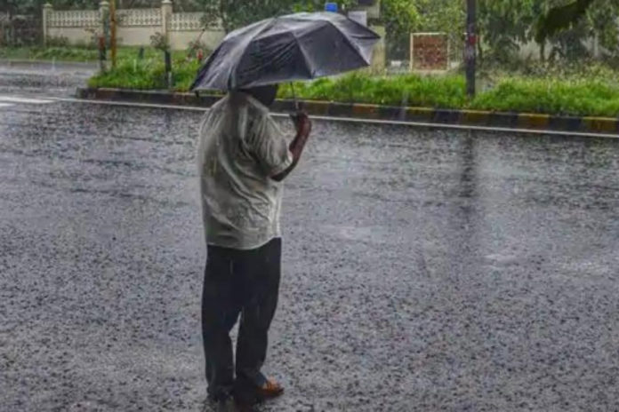 આજે સાંજે 6 વાગ્યા સુધીમાં 174 તાલુકામાં વરસાદ
