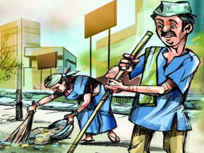 રૈયાધારમાં સફાઈ કામદાર પર 4 શખ્સોનો હુમલો
