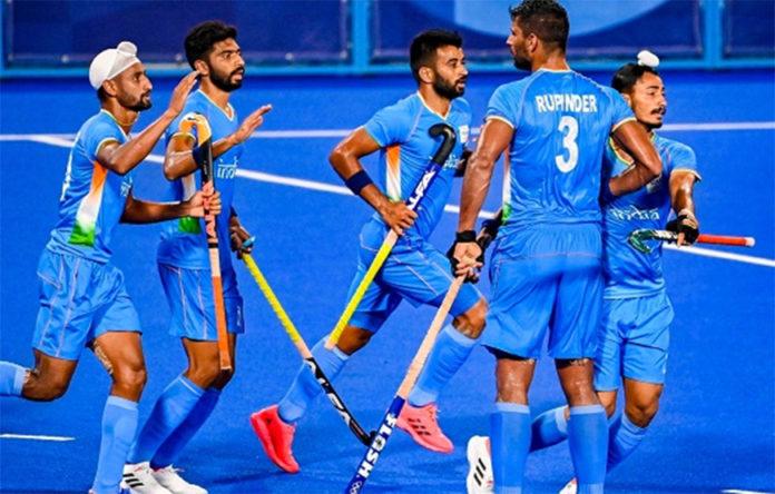 ભારતીય મેન્સ હોકી ટીમે વર્ષો જૂનો રેકોર્ડ તોડ્યો: જર્મનીને હરાવી બ્રોન્ઝ મેડલ ભારતને નામ